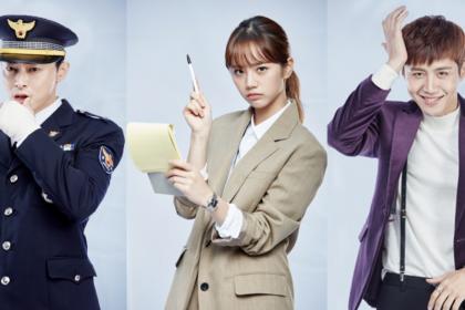 「トゥー・カップス」3話の予告映像!チョ・ジョンソク&Girl's Day ヘリ主演ドラマ