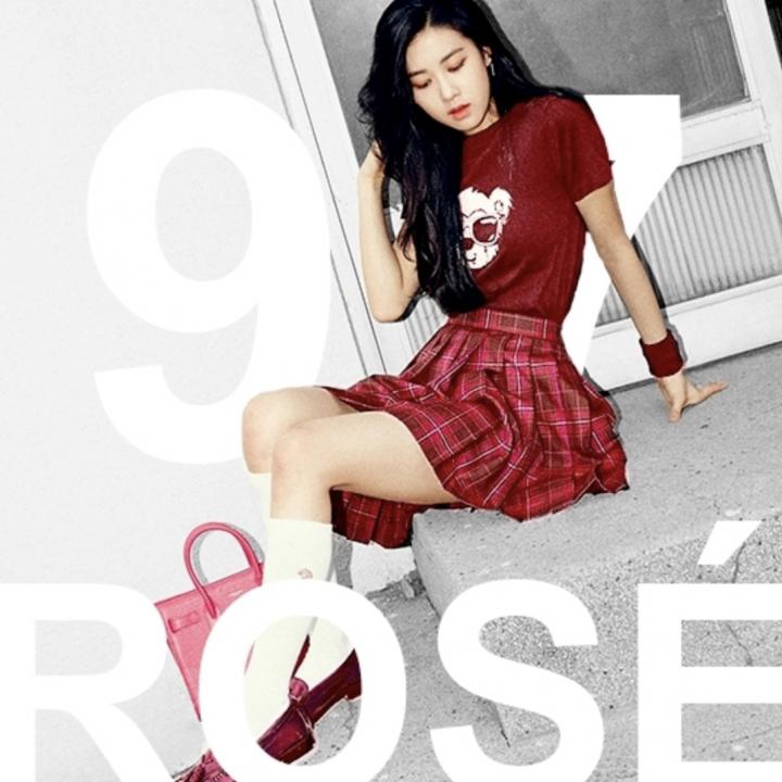 ロゼ(ROSÉ)を韓国語では?