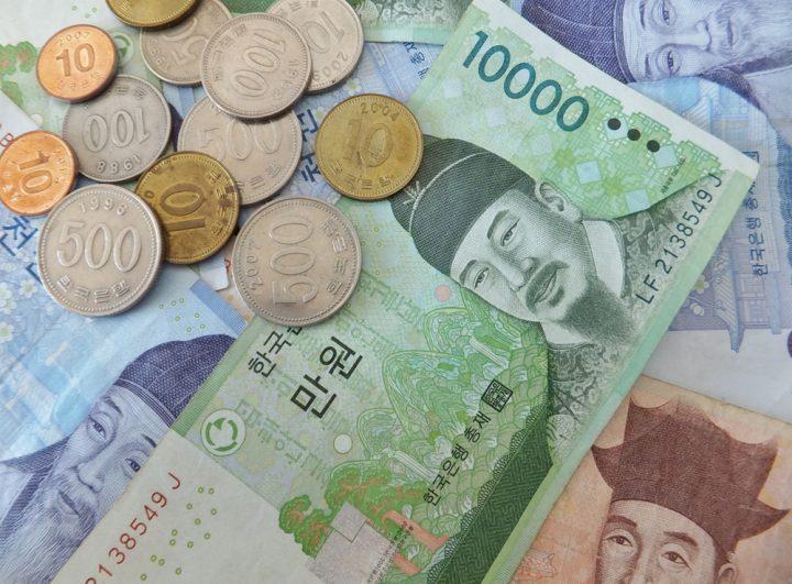 交通カード(T-money)にお金をチャージする方法
