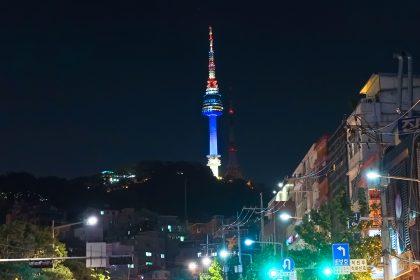 「ソウルタワー」を韓国語では?私はNソウルタワーに行きたいです