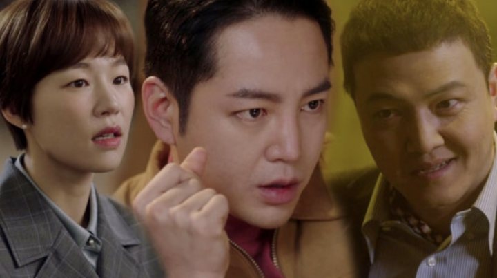 「スイッチ-世界を変えろ」ティーザー映像の第3弾が公開!チャン・グンソク&ハン・イェリ出演ドラマ