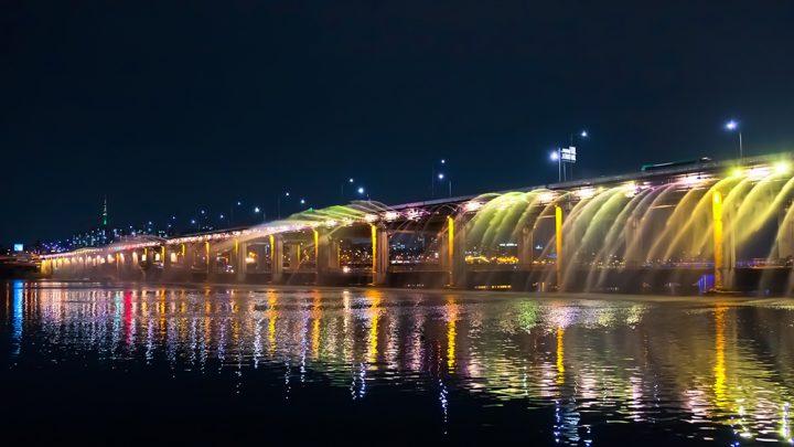 「漢江(ハンガン)」を韓国語では?私は漢江に行きたいです