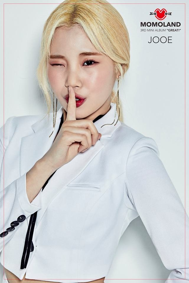 ジュイ(Jooe)を韓国語では?