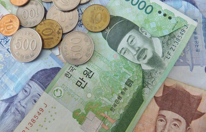 「ウォン」を韓国語では?韓国ウォン・₩の読み方とお金の数え方