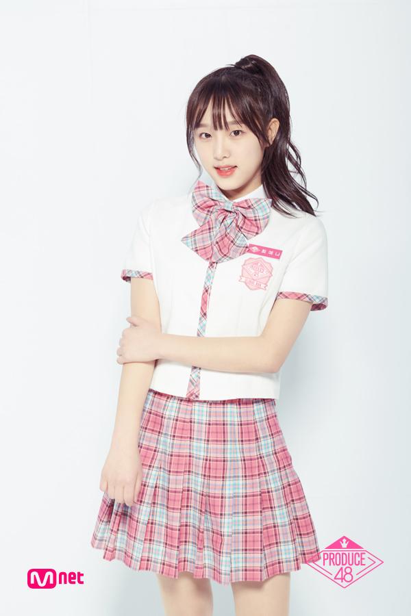 チェ・イェナ(Choi Ye Na)を韓国語では?