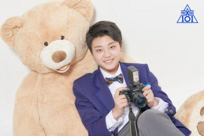 「プロデュースX101」イ・ユジンのプロフィール&自己紹介映像!