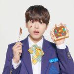 「プロデュースX101」イ・ジヌのプロフィール&自己紹介映像!