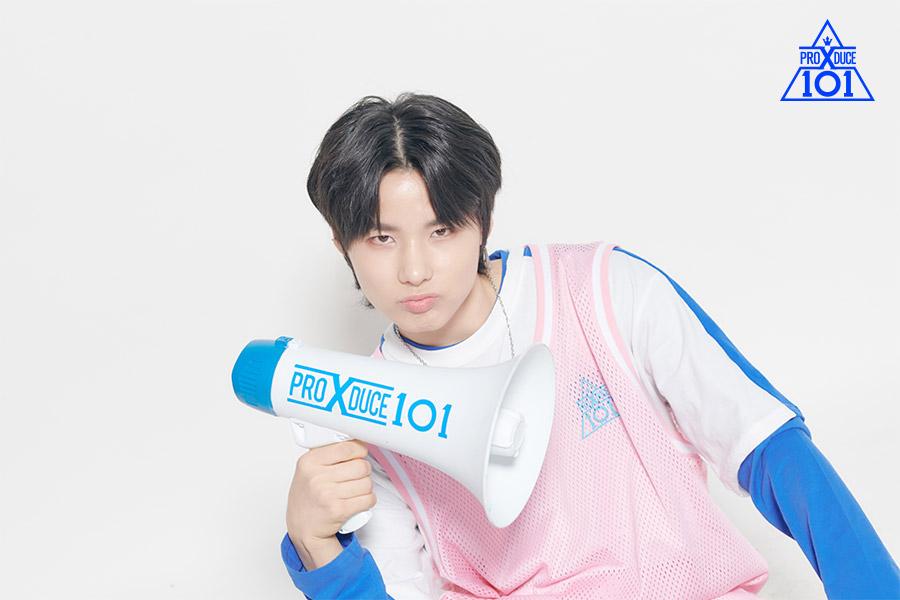 「プロデュースX101」ウォン・ヒョクのプロフィール&自己紹介映像!
