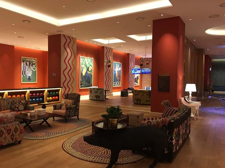 パラダイスホテル&リゾート(Paradise Hotel&Resort)サファリパーク