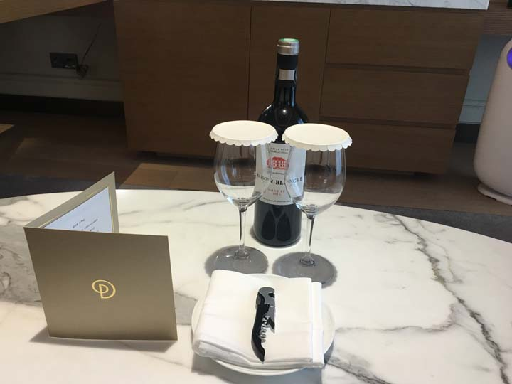 パラダイスホテル&リゾート(Paradise Hotel&Resort)ワイン