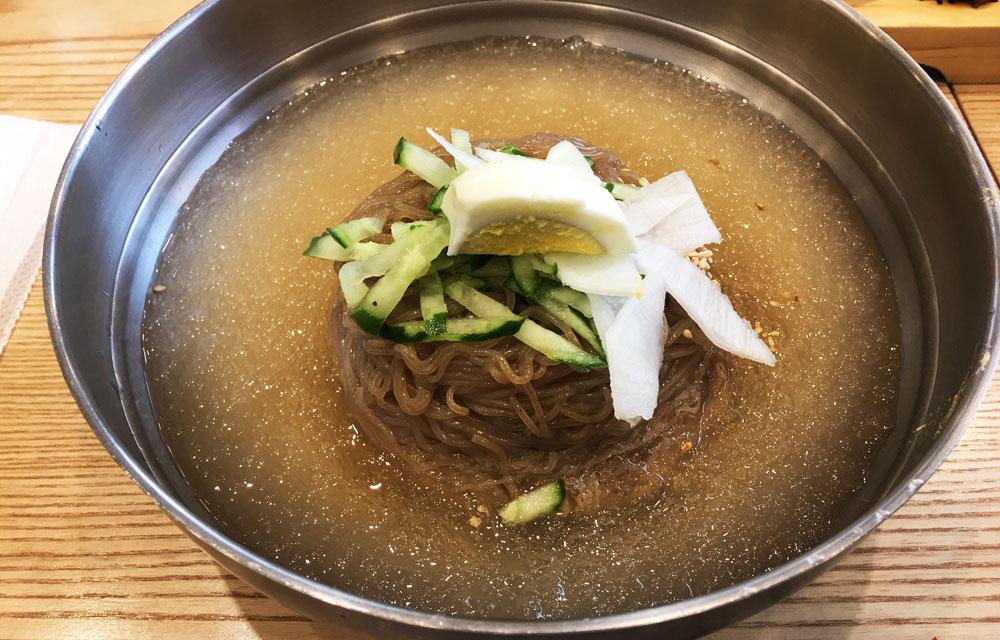 水冷麺(みずれいめん)