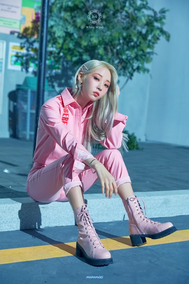 ムンビョル(Moon Byul)を韓国語では?