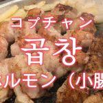 「ホルモン(小腸)」を韓国語では?「곱창(コプチャン)」の意味