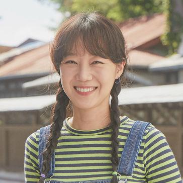 「椿の花咲く頃」主演のコン・ヒョジン(공효진)