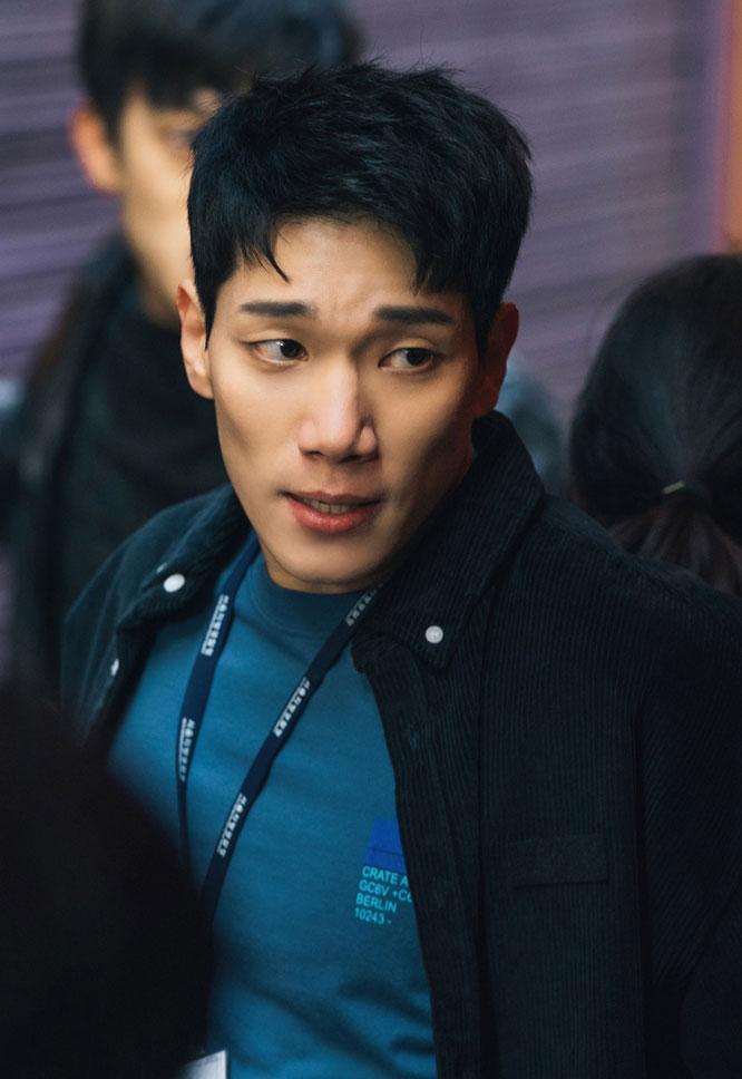 「ザ・キング」出演のキム・ギョンナム(김경남)