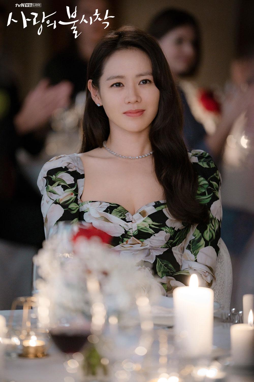 「愛の不時着」主演のソン・イェジン(손예진)